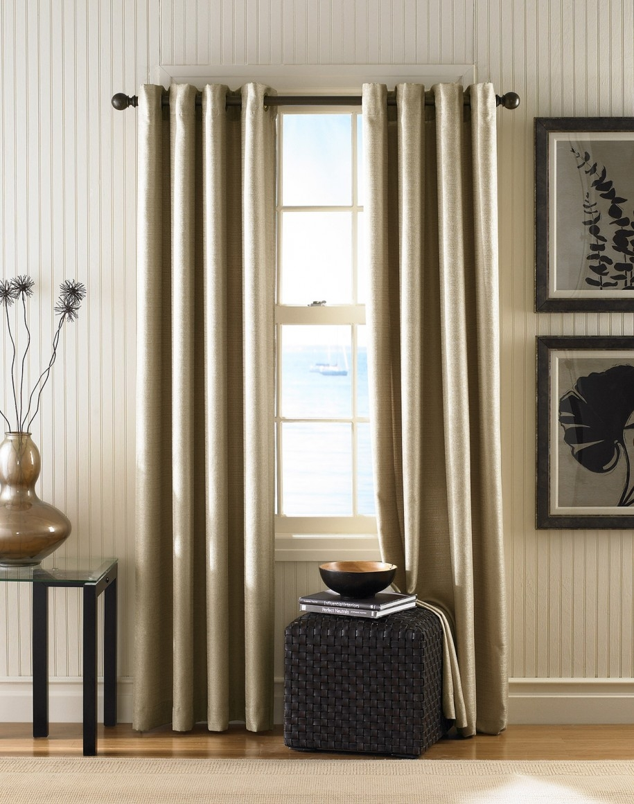 How To Hang Curtains Drapes With Picture Ideas Pertaining To Hanging Curtains (View 2 of 25)