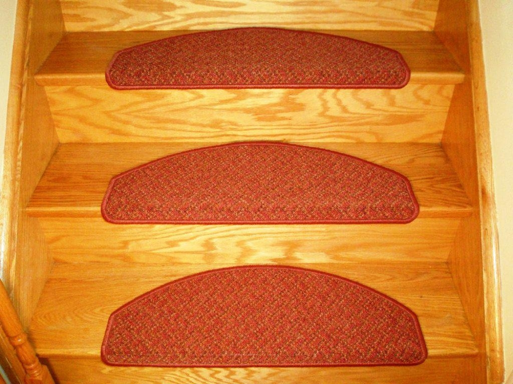 How To Install A Bullnose Carpet Stair Treads Interior Home Design Within Bullnose Stair Tread Rugs (Image 9 of 15)