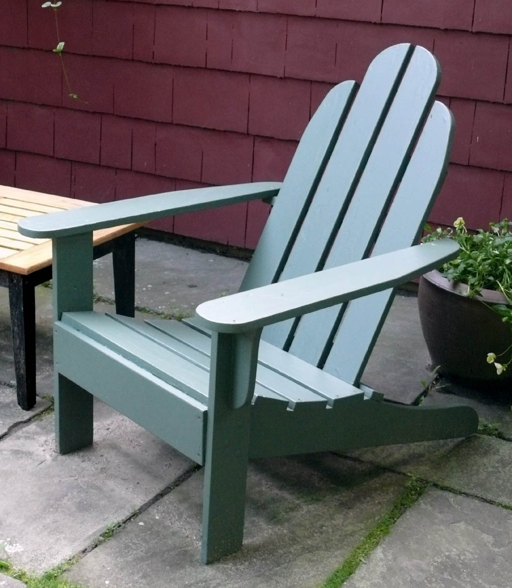 How To Make Outdoor Furniture Finewoodworking Within Outdoor Sofas And Chairs (Image 11 of 15)