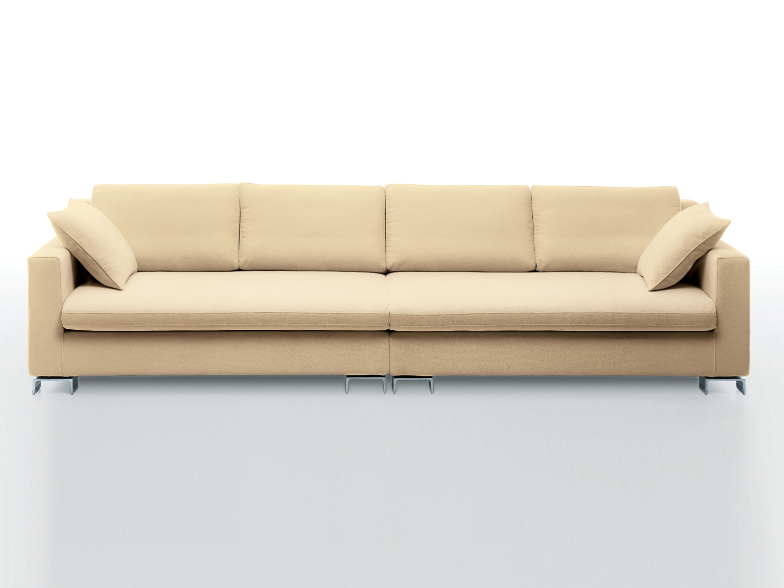 I 4 Mariani Sofas Archiproducts Inside 4 Seater Couch (Image 15 of 15)