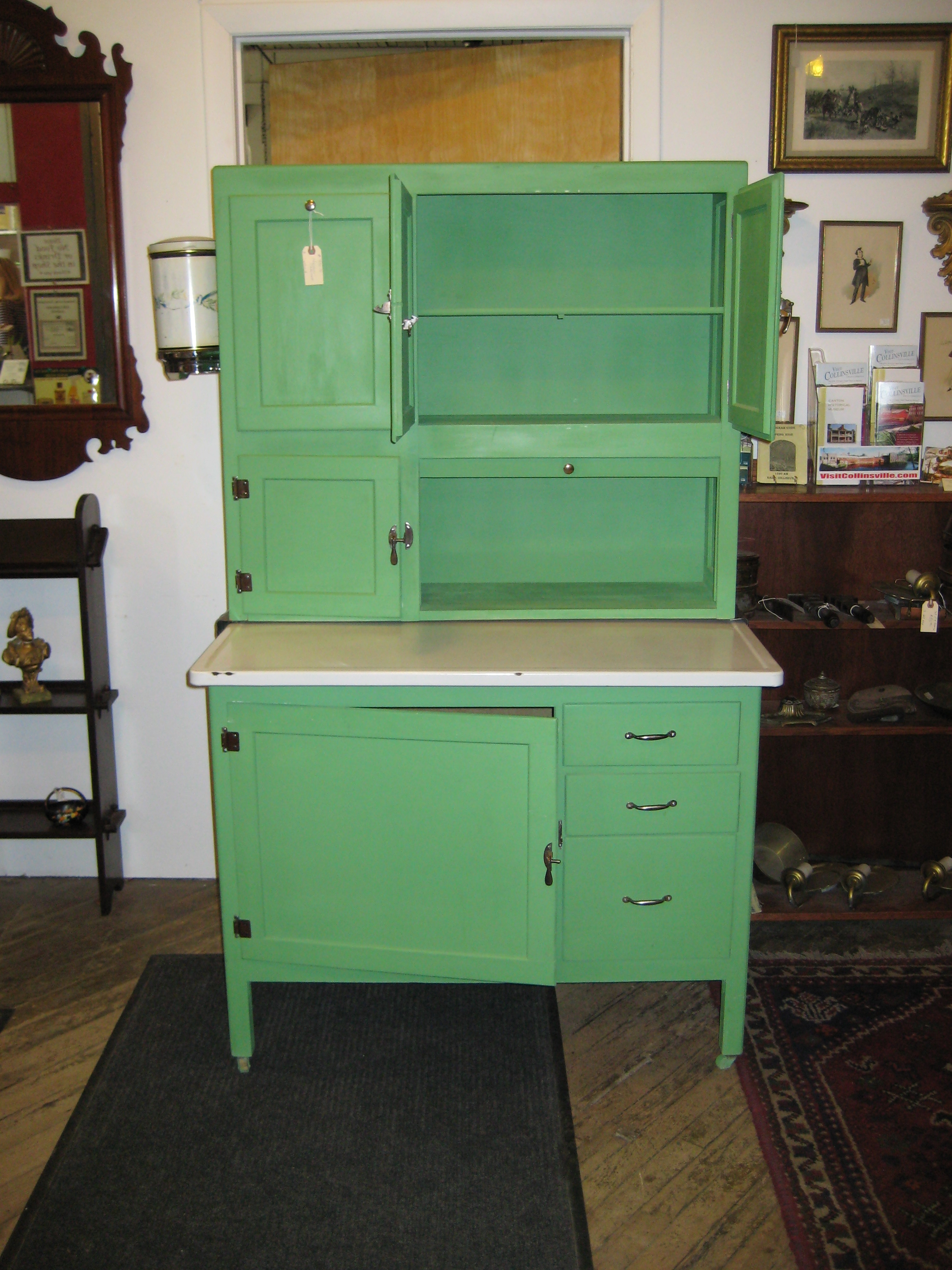 I Want One Of These As Well Maybe Another Color Or Variation But Inside Table Cupboards (Image 13 of 25)