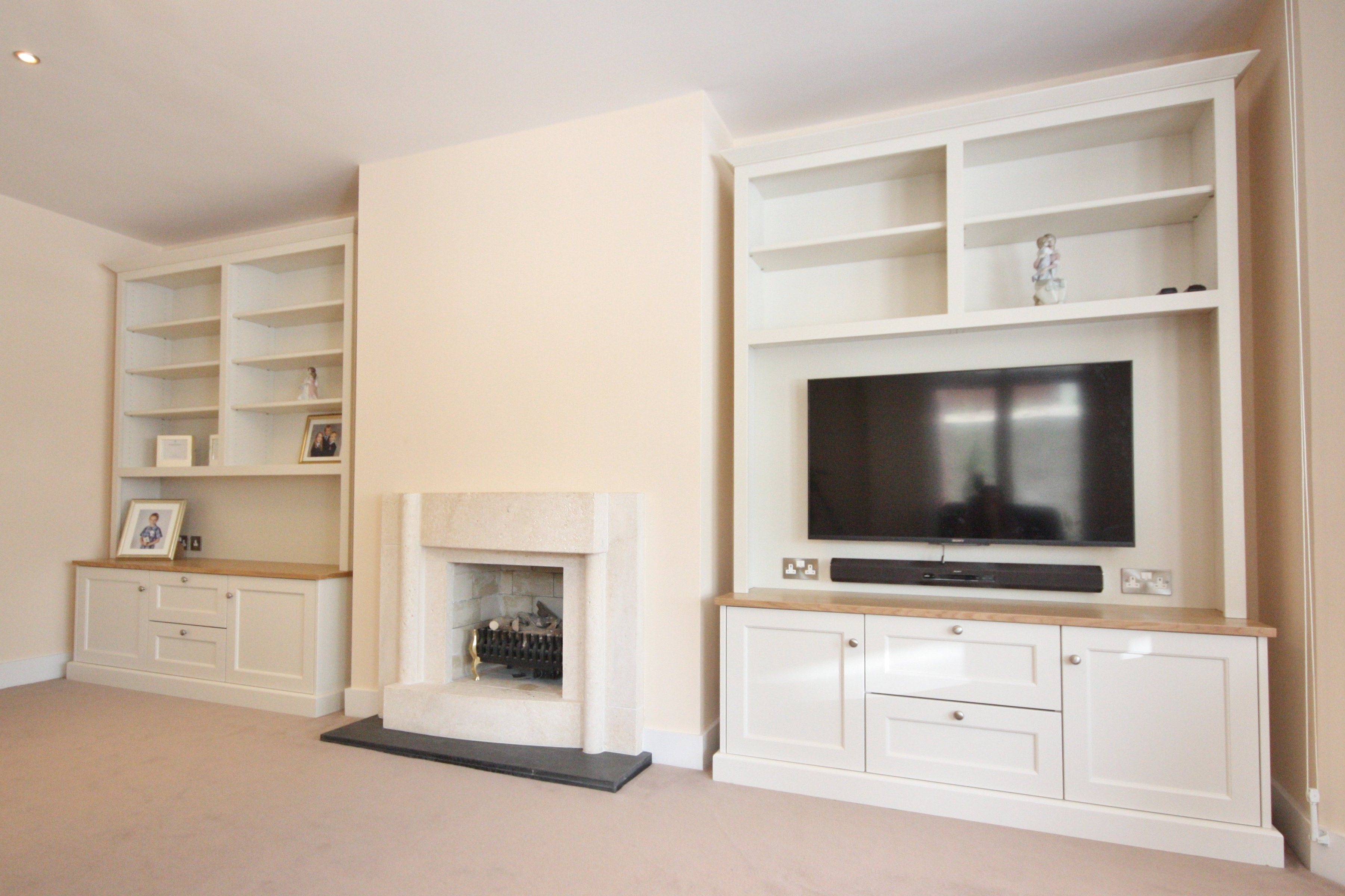 Ideas For A Tv Stand Pertaining To Bespoke Tv Cabinet (Image 10 of 15)