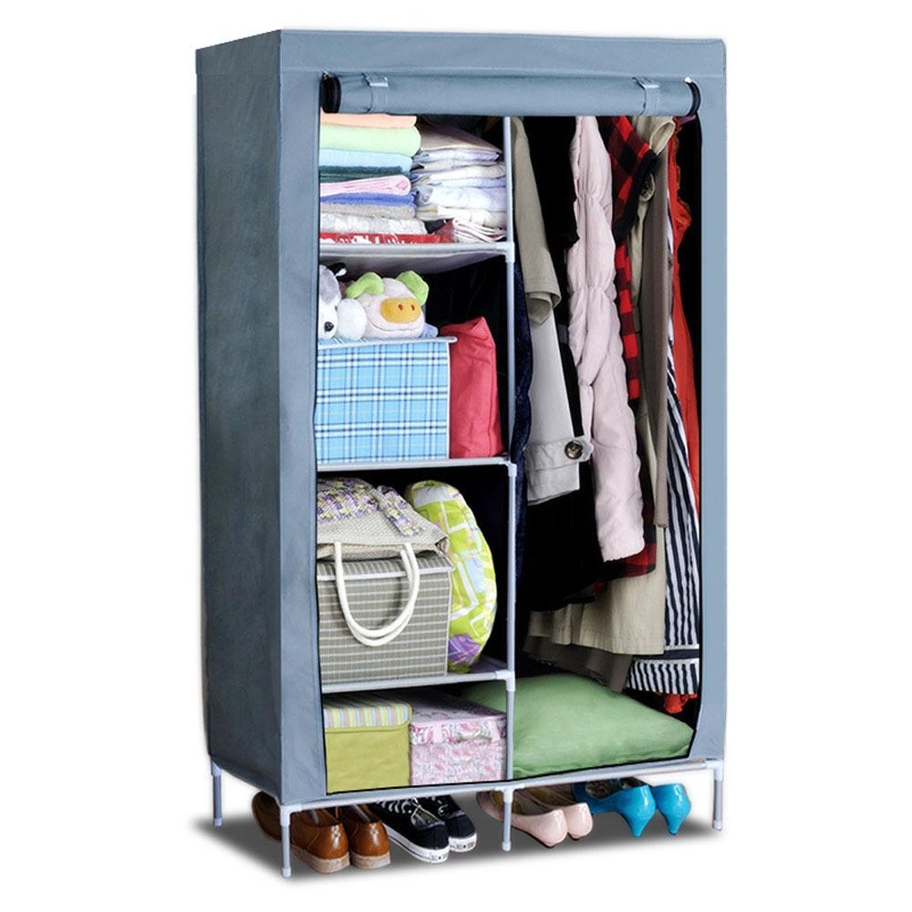 Ideas Striking Walmart Closet Storage For Your Furniture Ideas Inside Mobile Wardrobe Cabinets (Image 10 of 25)