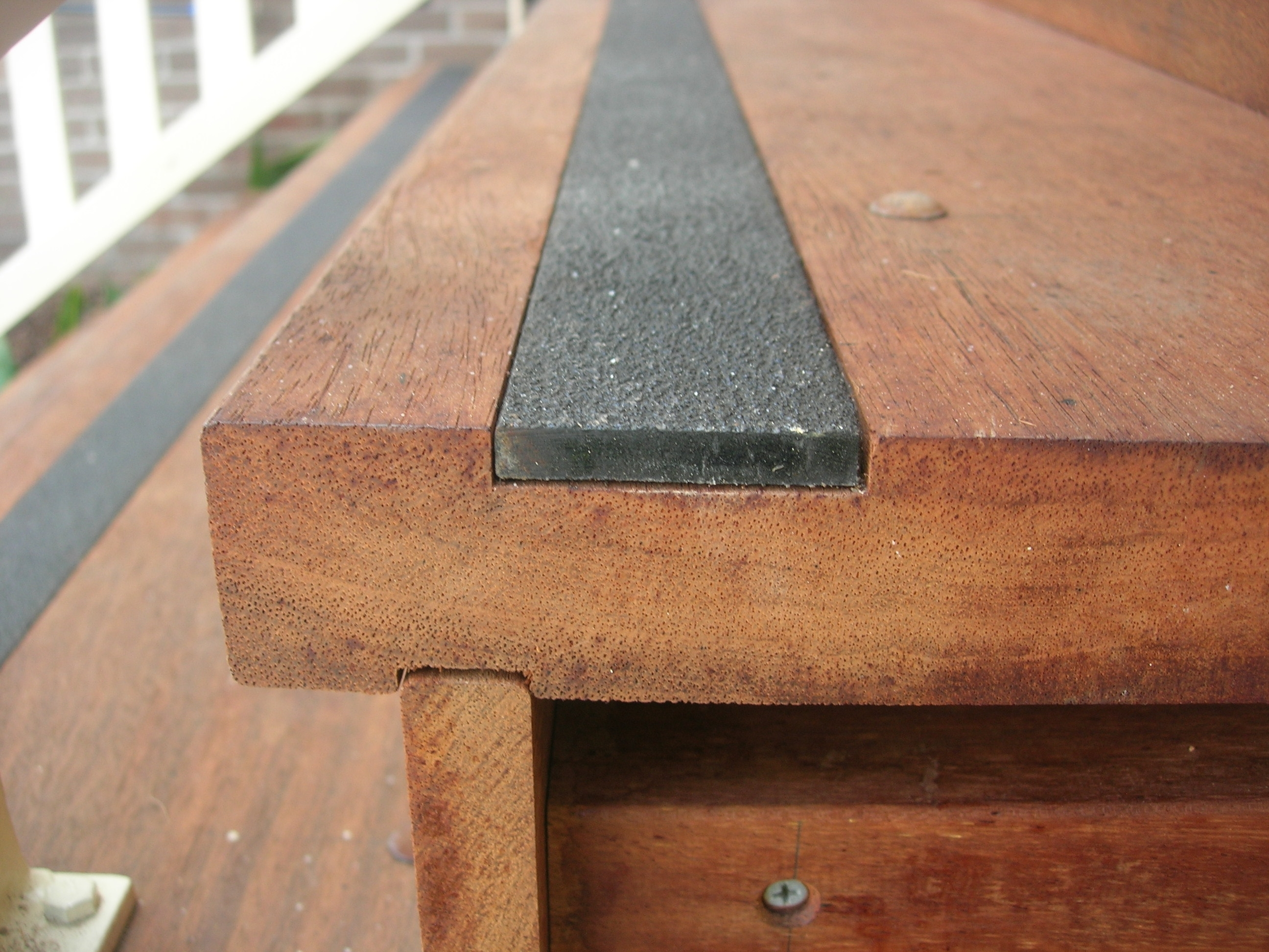 Image Result For Poured Concrete Stairs With Abrasive Tread In Skid Resistant Stair Treads (Image 10 of 15)