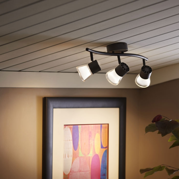 Impressive Best Corded Track Lighting Throughout Install Track Lighting (Image 11 of 25)