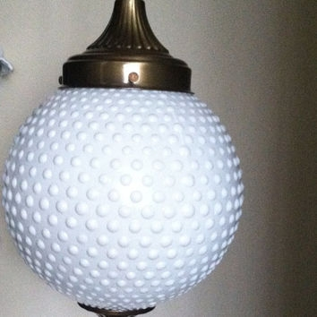 Impressive Common Milk Glass Light Fixtures In Best White Milk Glass Lamp Products On Wanelo (View 5 of 25)