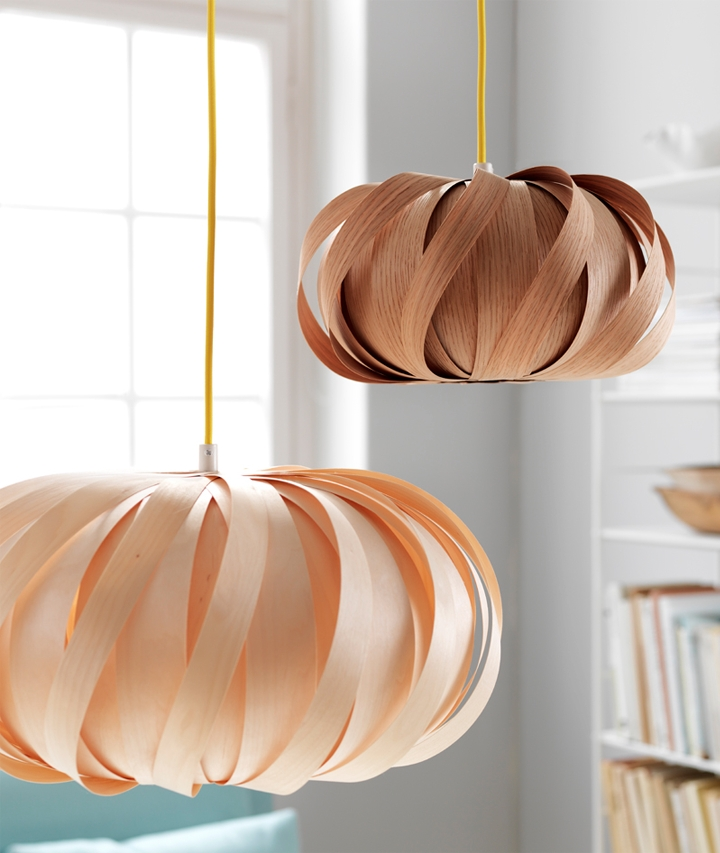 Impressive Deluxe Wood Veneer Lighting Pendants In El Encanto De La Madera Nordic Lights And Lights (View 23 of 25)
