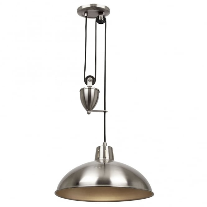 Impressive Elite Pull Down Pendant Lights Pertaining To Rise And Fall Ceiling Lights Pull Down Lighting For Over Tables (View 2 of 25)