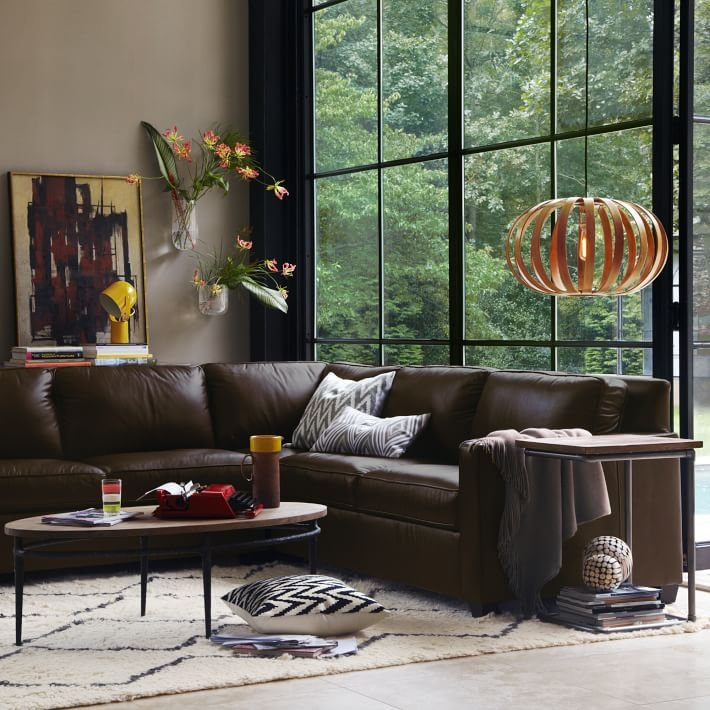 Impressive Famous Bent Wood Pendant Lights Inside Bentwood Pendants West Elm (Image 16 of 25)