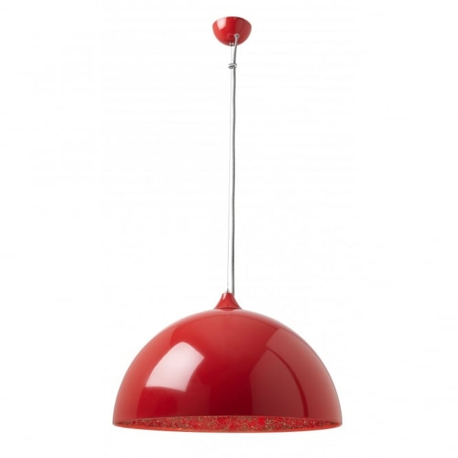 Impressive Famous Modern Red Pendant Lighting With Regard To Red Pendant Light (Image 15 of 25)