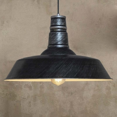 Impressive Fashionable Barn Pendant Lights With Antique Silver 10 Wide Barn Pendant Light In Industrial Style (Image 12 of 25)