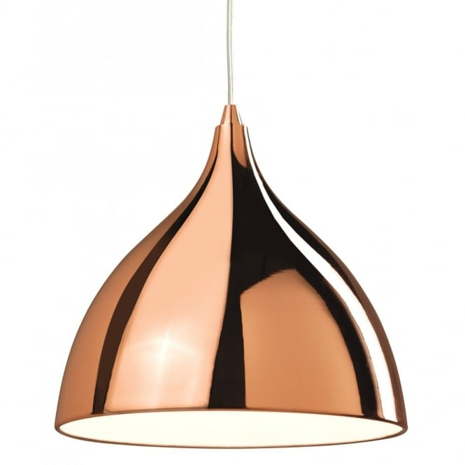 Impressive Fashionable Copper Pendant Lights Regarding Copper Ceiling Lights Uk Roselawnlutheran (Image 15 of 25)