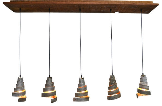 Impressive Favorite Reclaimed Pendant Lighting Regarding Reclaimed Pendant Lighting Tequestadrum (Image 16 of 25)