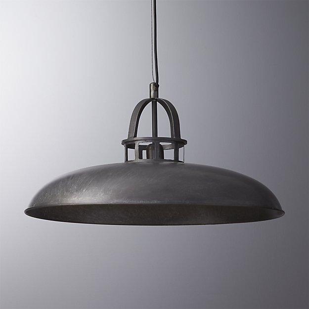Impressive High Quality Cb2 Pendant Lights For Victory Pendant Light Cb (Image 15 of 25)