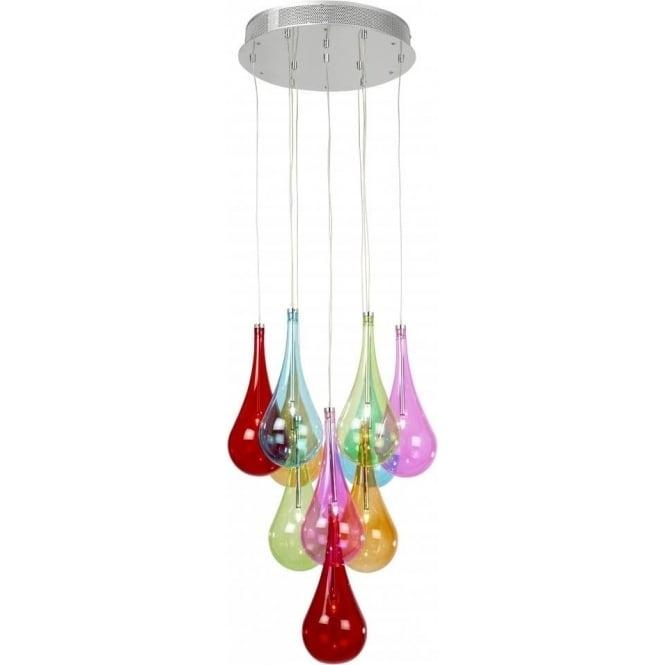 Featured Image of Multi Coloured Pendant Lights