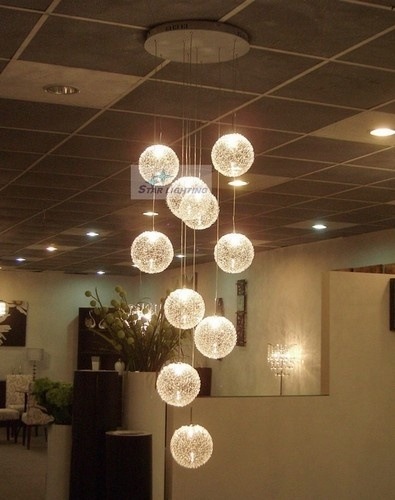 Impressive New Wire Ball Pendant Lights In Best 30 Lighting Images On Pinterest Home Decor (Image 16 of 25)