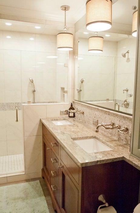 Impressive Preferred Bathroom Mini Pendant Lights Regarding 201 Best Bathroom Lighting Images On Pinterest (Image 19 of 25)