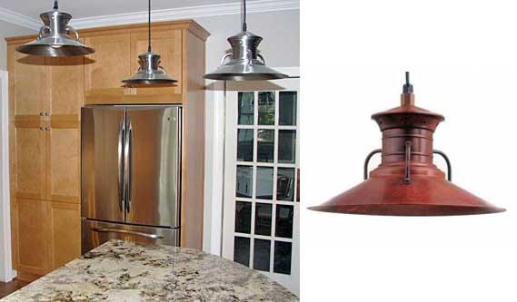 Impressive Preferred Stainless Steel Pendant Lights Intended For Barn Light Pendants Accent Modern Stainless Appliances Blog (Image 14 of 25)