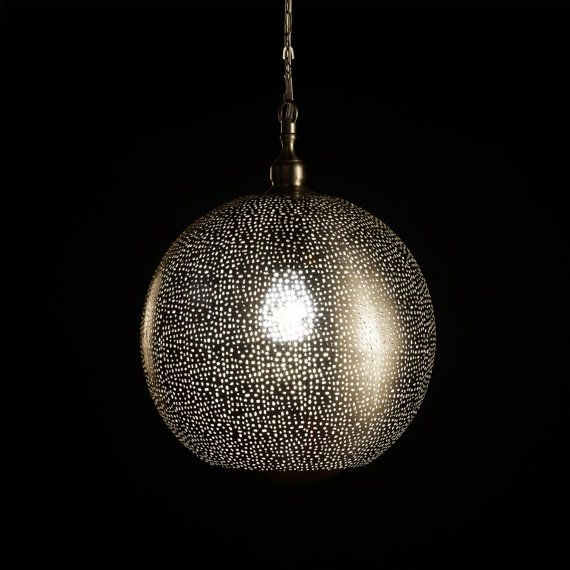 Impressive Unique Punched Metal Pendant Lights Inside 16 Best Perforated Light Fittings Images On Pinterest (Image 14 of 25)