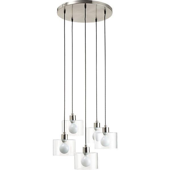 Impressive Variety Of Cb2 Pendant Lights Intended For Pendant Lamp Cb (Image 16 of 25)