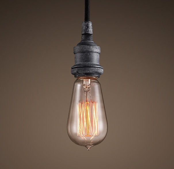 Impressive Wellknown Bare Bulb Filament Triple Pendants For 70 Best Lighting Images On Pinterest (Image 14 of 25)