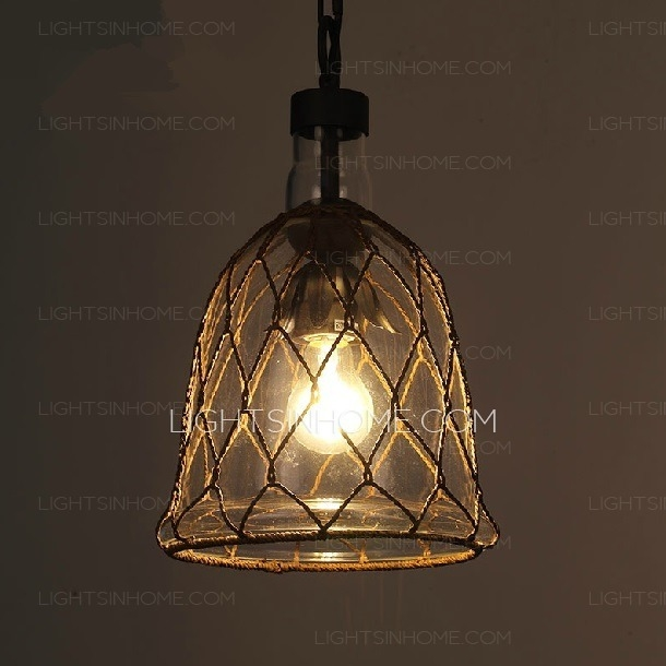 Impressive Wellknown Blown Glass Mini Pendant Lights Inside Designer Loft Hand Blown Glass Mini Pendant Lights For Kitchen (Image 16 of 25)