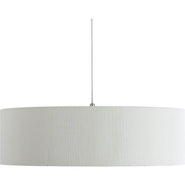Impressive Well Known Oversized Drum Pendant Lights With Interiorcrowd (Image 18 of 25)
