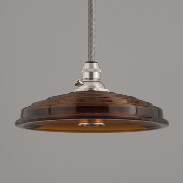 Impressive Wellliked Reclaimed Pendant Lighting Pertaining To Reclaimed Railway Light Lenses V4 Ceiling Lights Skinflint (Image 17 of 25)