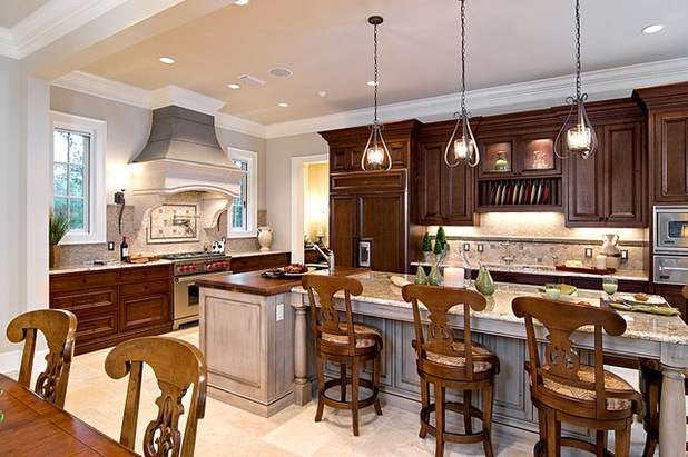 Impressive Widely Used Kitchen Island Light Pendants Pertaining To Pendant Lighting For Kitchen Island Jeffreypeak (Image 13 of 25)
