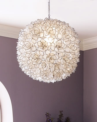 Innovative Best Shell Light Shades Pendants Regarding Where Can I Buy This Light Shade In Australia (View 11 of 25)