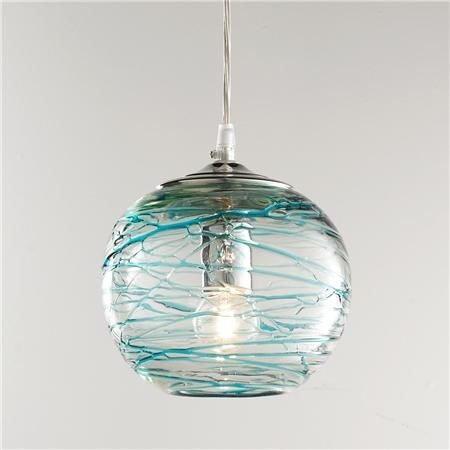 Innovative Deluxe Crackle Glass Pendant Lights Regarding 17 Best Images About Pendant Lights On Pinterest (Image 16 of 25)