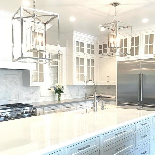 Innovative Deluxe Lantern Pendants For Kitchen Inside Best 20 Island Pendants Ideas On Pinterest Island Lighting (View 22 of 25)