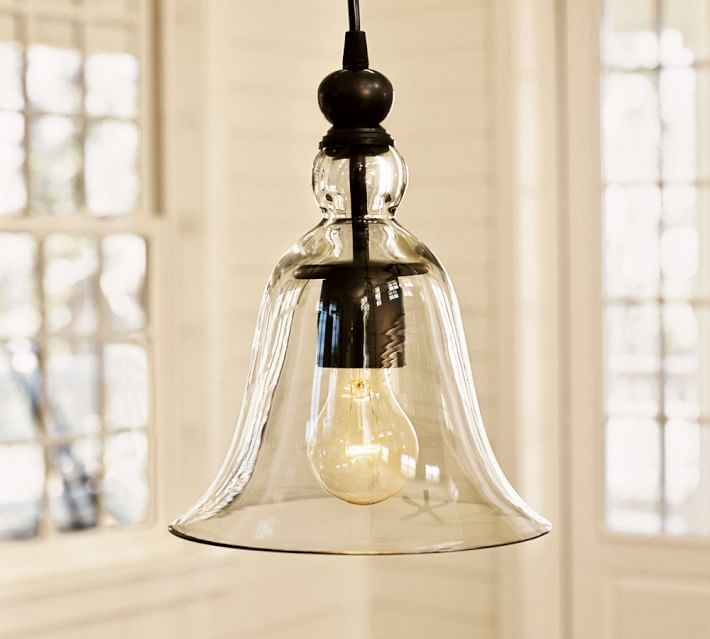 Innovative Deluxe Rustic Clear Glass Pendant Lights Inside Amazing Glass Pendant Light Fixtures Clear Blown Glass Pendant (Image 17 of 25)