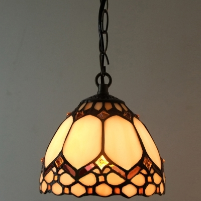 Innovative Deluxe Stained Glass Mini Pendant Lights Throughout Fashion Style Mini Pendant Lights Tiffany Lights Beautifulhalo (View 6 of 25)