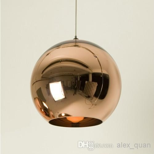 Innovative Elite Ball Pendant Lighting With Regard To Hot Sale Tom Dixon Glass Ball Pendant Lights Creative Bubble (Image 11 of 25)