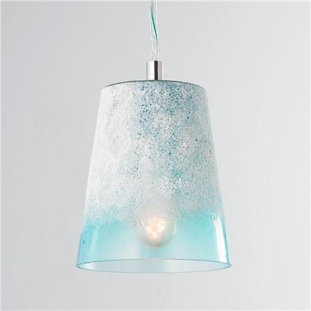 Innovative Famous Aqua Glass Pendant Lights With Regard To Sand Frost Glass Pendant Light More Frosted Glass Glass (Image 10 of 25)