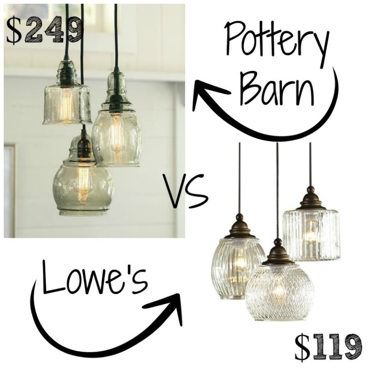 Innovative Favorite Paxton Glass 3 Pendant Lights Throughout Decor Look Alikes Pottery Barn Paxton Glass 3 Light Pendant (Image 17 of 25)