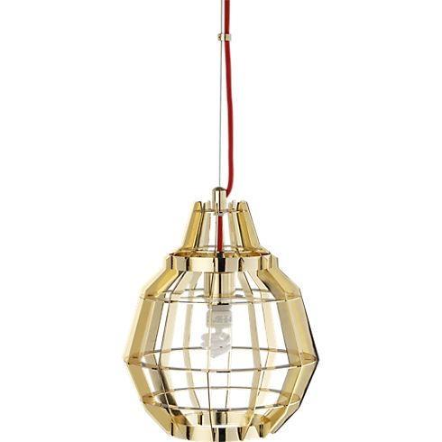 Innovative Latest Cb2 Pendant Lights For Brass Pendant Lamp In Pendant Lamps Cb (Image 17 of 25)