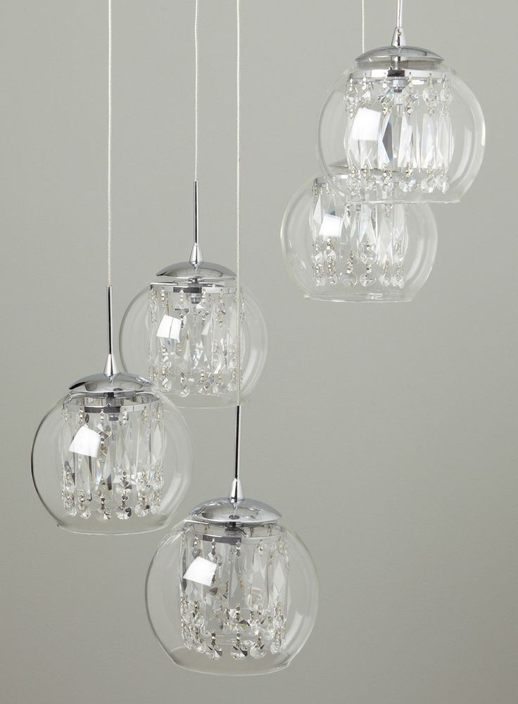 Innovative Latest Cluster Glass Pendant Light Fixtures With Best 25 Crystal Pendant Lighting Ideas On Pinterest Lighting (Image 13 of 25)