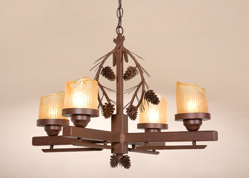 Innovative Latest Rustic Lighting With Rustic Chandeliers Lodge Cabin Lighting Rustic Lighting Cocolabor (Image 17 of 25)