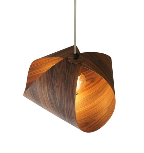 Innovative New Wood Veneer Light Fixtures With Ceiling Light Wood Ceiling Light Fixtures Contemporary Veneer (View 19 of 25)