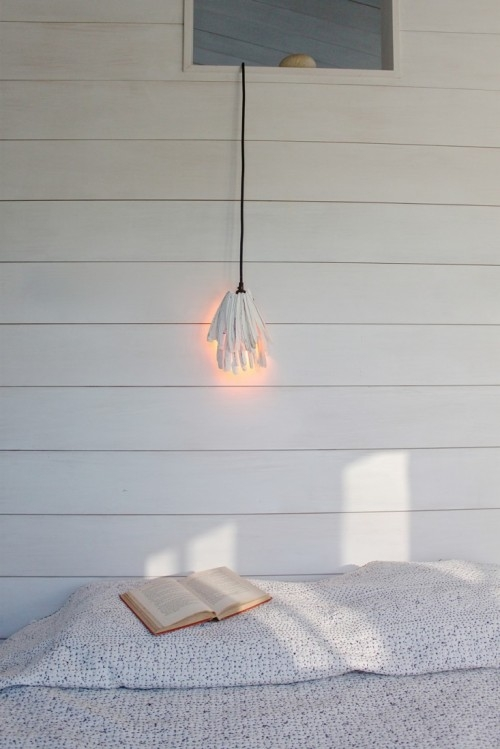 Innovative Preferred Beachy Pendant Lighting Inside Diy Razor Clam Pendant Light For Beachy Decor Shelterness (Image 15 of 25)