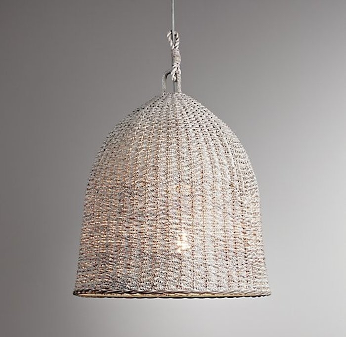 Innovative Preferred Rattan Pendant Light Fixtures With Design Sleuth 6 Summery Natural Fiber Pendant Lights Remodelista (Image 19 of 25)