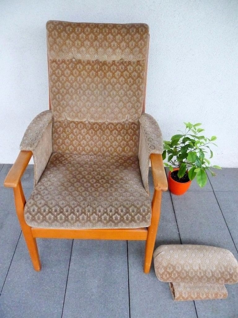 Innovative Preferred Vintage Cintique Armchair Within Vintage Mid Century Retro 60s70s Armchair G Plan Era Cintique (View 14 of 15)