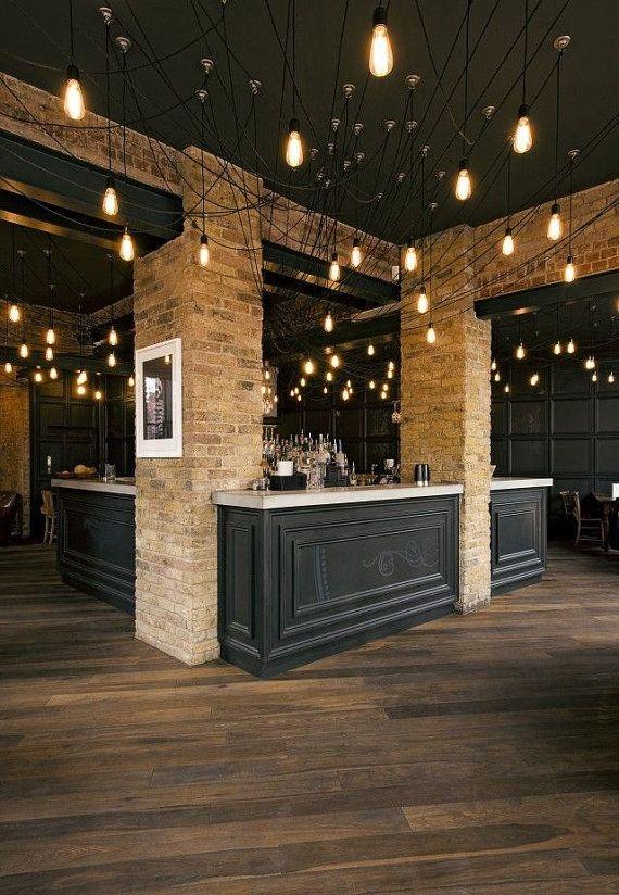 Innovative Premium Restaurant Pendant Lighting Pertaining To Best 25 Restaurant Lighting Ideas On Pinterest Bar Lighting (Image 17 of 25)