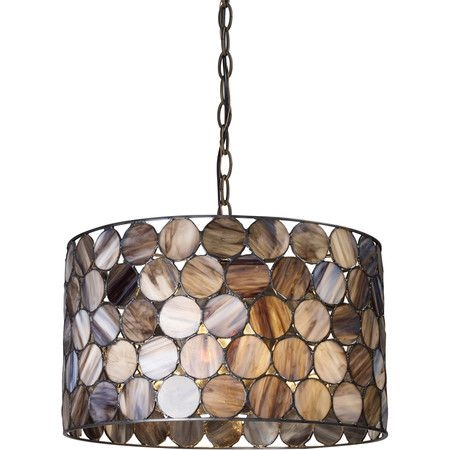 Innovative Premium Shell Light Shades Pendants In 60 Best Lighting Ideas Images On Pinterest (View 18 of 25)