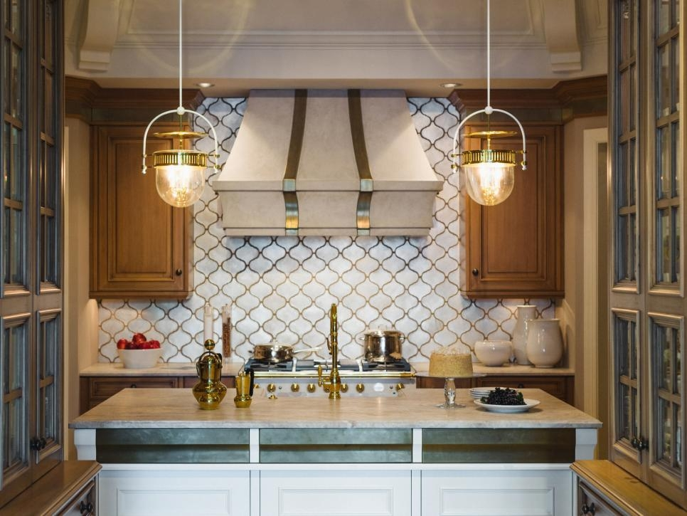 Innovative Series Of Double Pendant Lights For Kitchen In Choosing The Right Kitchen Island Lighting For Your Home Hgtv (Image 16 of 25)