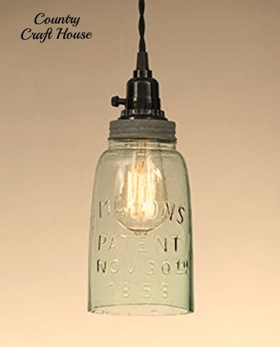 Innovative Series Of Mason Jar Pendant Lights Pertaining To Best 25 Mason Jar Pendant Light Ideas On Pinterest Diy Pendant (Image 18 of 25)