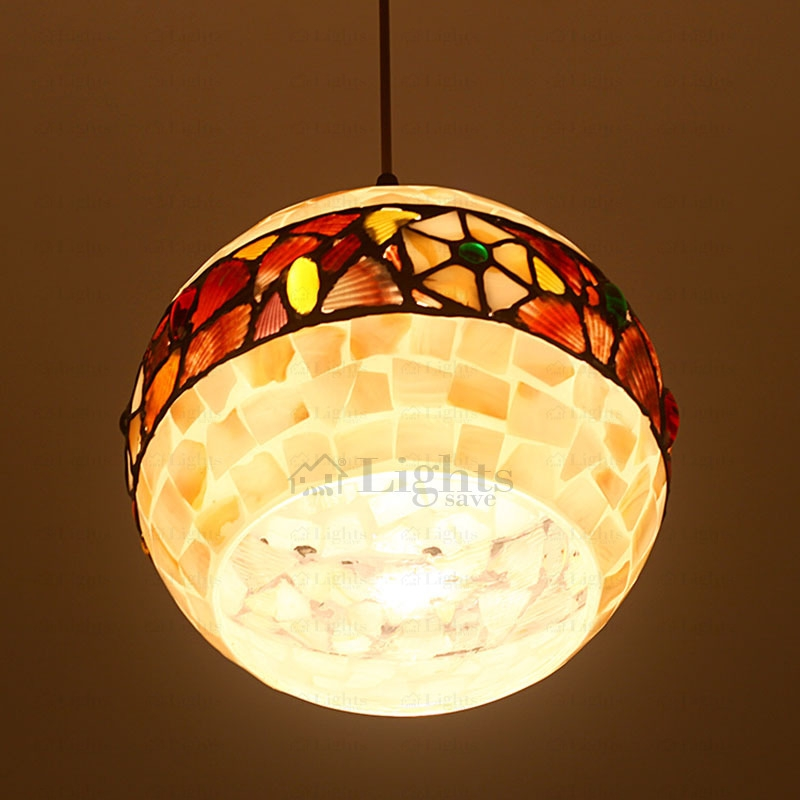 Innovative Series Of Shell Light Shades Pendants Intended For Pendant Light Shade Shell Shade (View 12 of 25)
