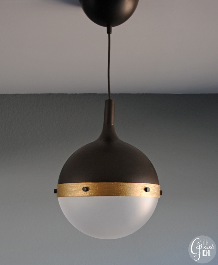 Innovative Top Ikea Plug In Pendant Lights For Diy Ikea Hack Hicks Pendant Light The Gathered Home (View 8 of 25)